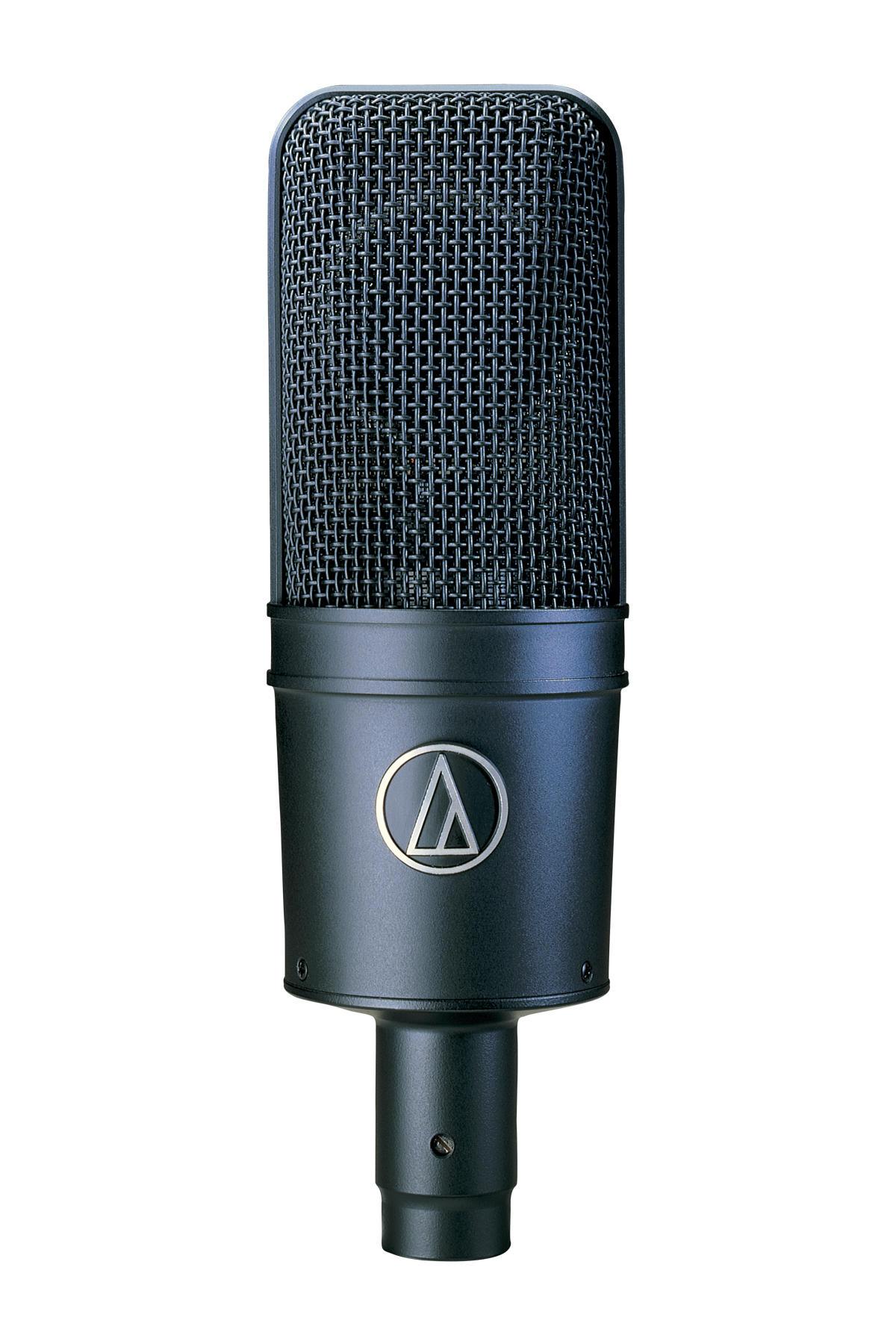 audio technica at4033 large diaphragm condenser microphone. Black Bedroom Furniture Sets. Home Design Ideas