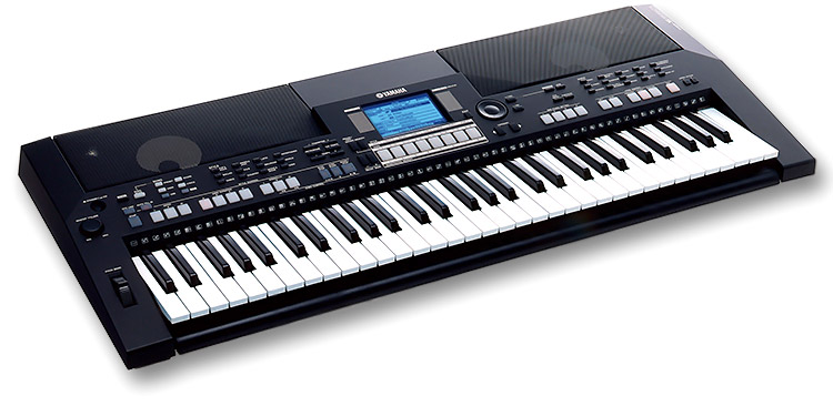 yamaha psr s550b portable arranger workstation. Black Bedroom Furniture Sets. Home Design Ideas
