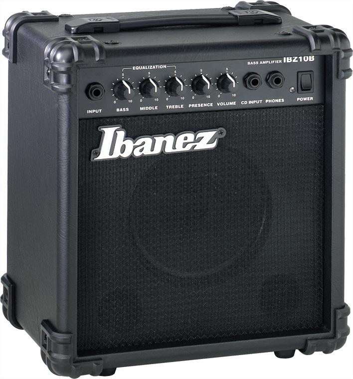 ibanez ibz10b 10 watt bass combo amp. Black Bedroom Furniture Sets. Home Design Ideas