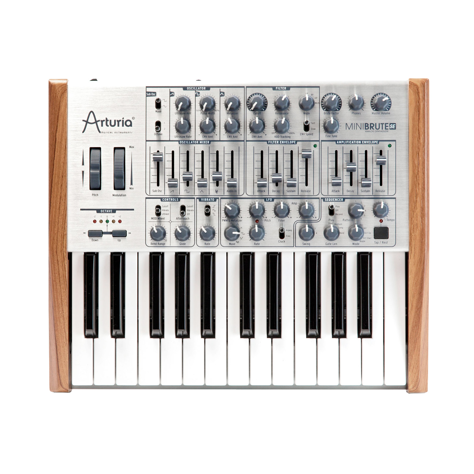 Korg Mini Synth With Vocoder