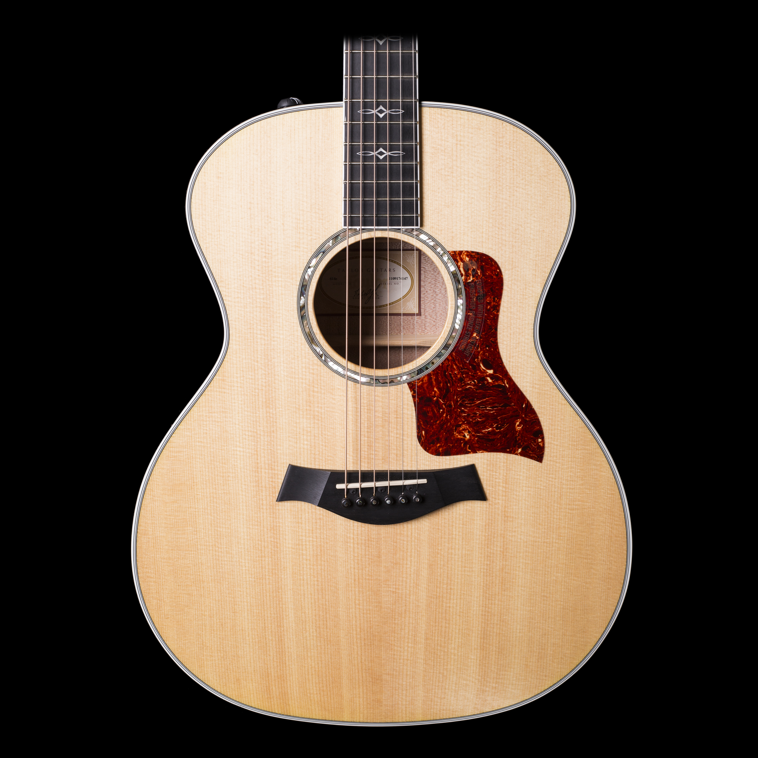taylor 614e grand auditorium prototype acoustic electric guitar ebay. Black Bedroom Furniture Sets. Home Design Ideas