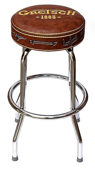 Gretsch 1883 Electric Guitar 24quot Barstool Bar Pub Stool  : 9214756020 0 from www.altomusic.com size 306 x 541 jpeg 35kB