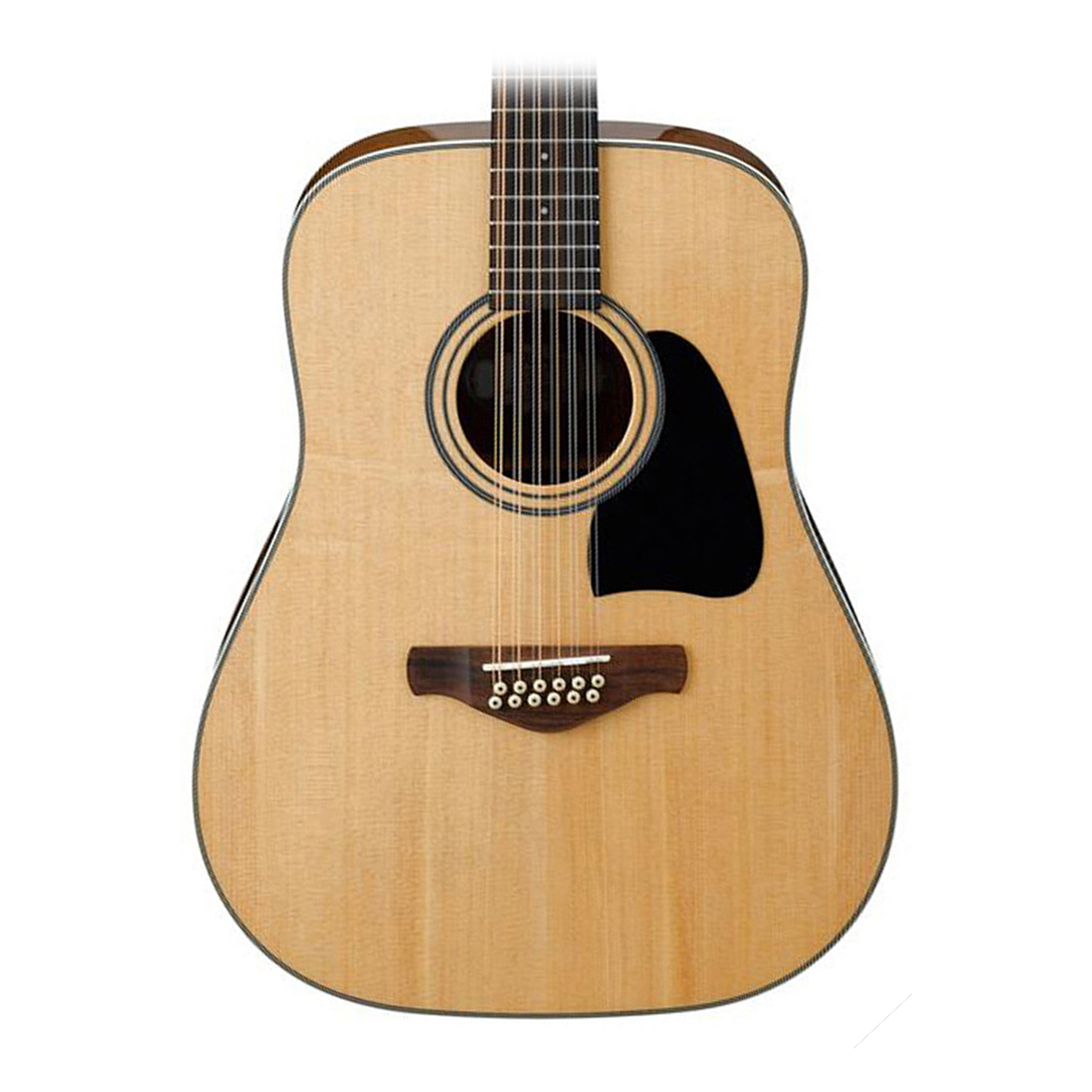 ibanez aw8012nt artwood 12 string acoustic guitar natu. Black Bedroom Furniture Sets. Home Design Ideas
