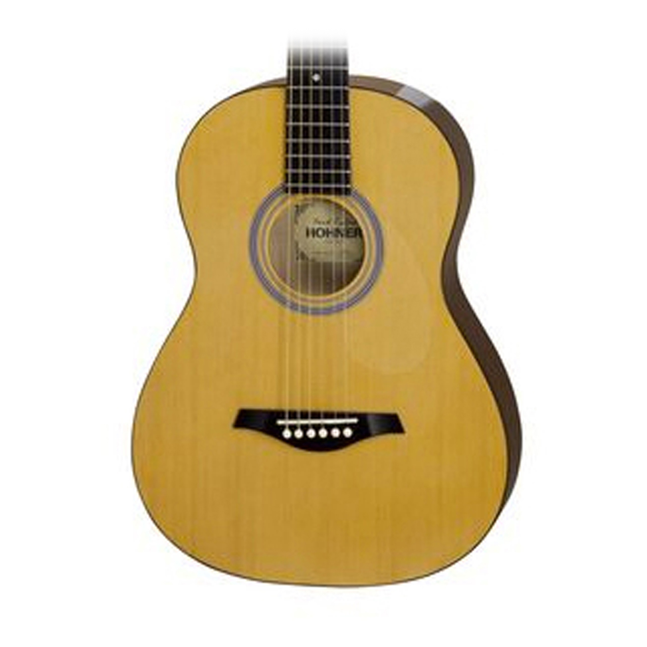 hohner hw03 3 4 size concert steel string acoustic guitar. Black Bedroom Furniture Sets. Home Design Ideas