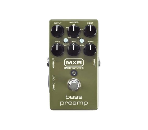 mxr m81 bass preamp pedal. Black Bedroom Furniture Sets. Home Design Ideas