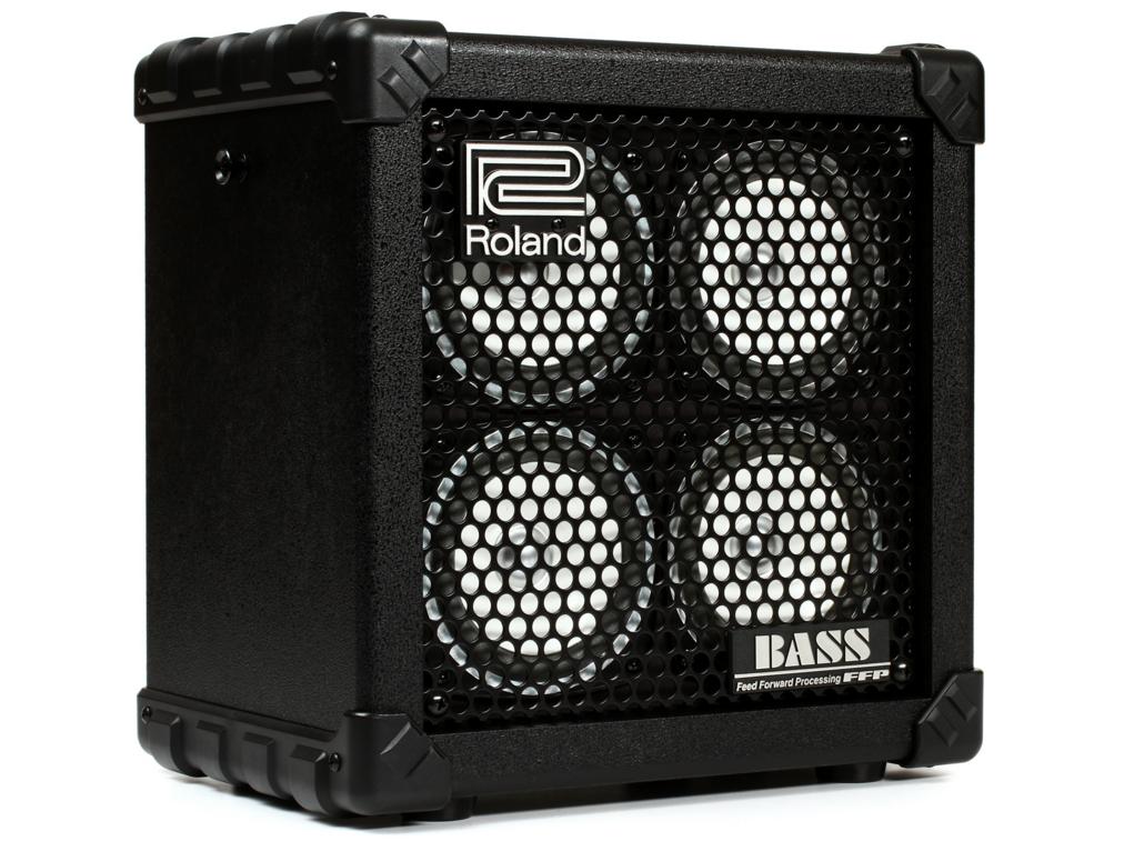 Battery Powered Bass Amp : roland micro cbrx battery powered bass amp ~ Vivirlamusica.com Haus und Dekorationen