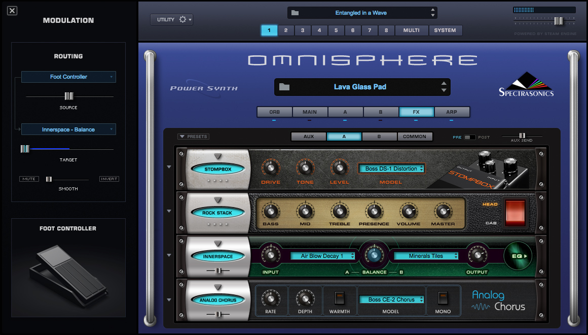 Spectrasonics omnisphere virtual synth tpb