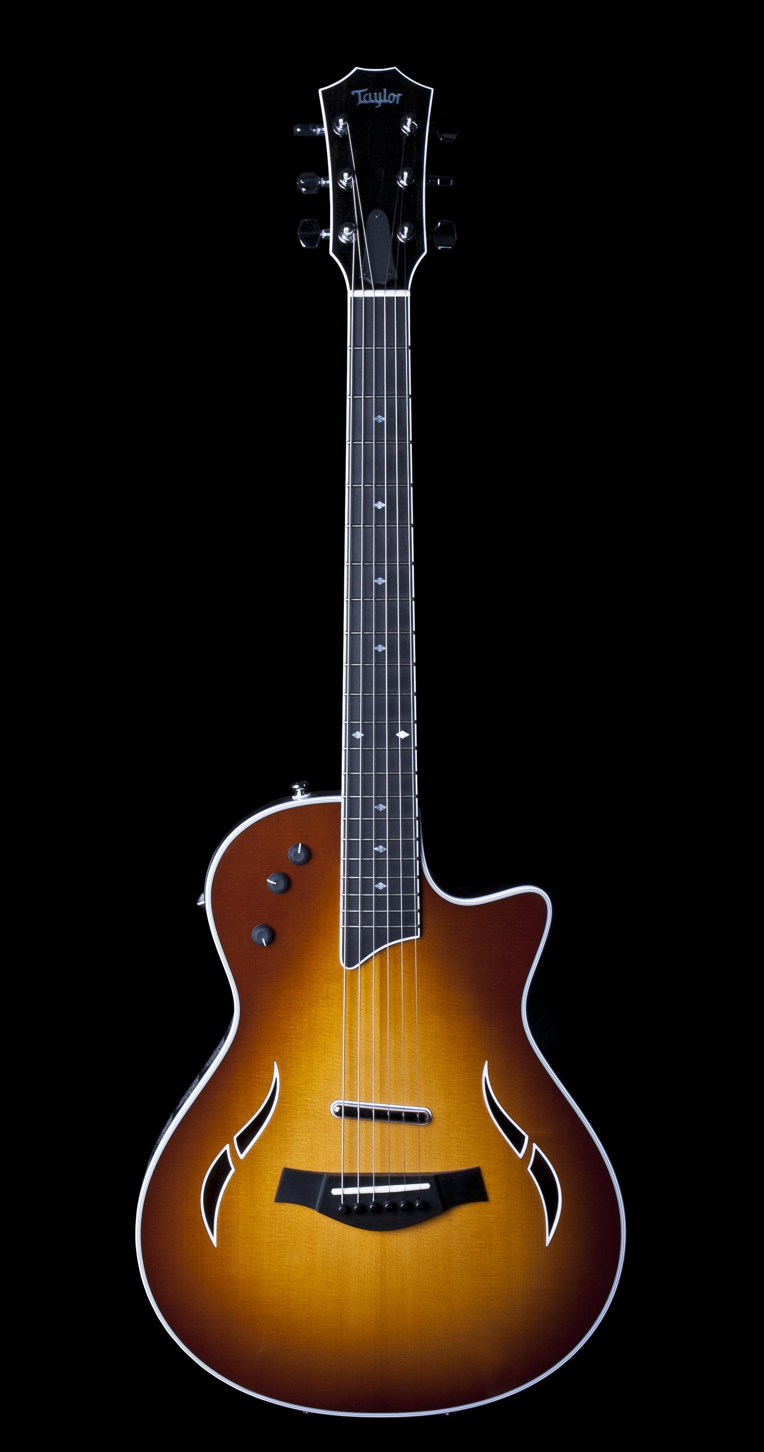 taylor t5 standard thinline acoustic electric guitar in. Black Bedroom Furniture Sets. Home Design Ideas
