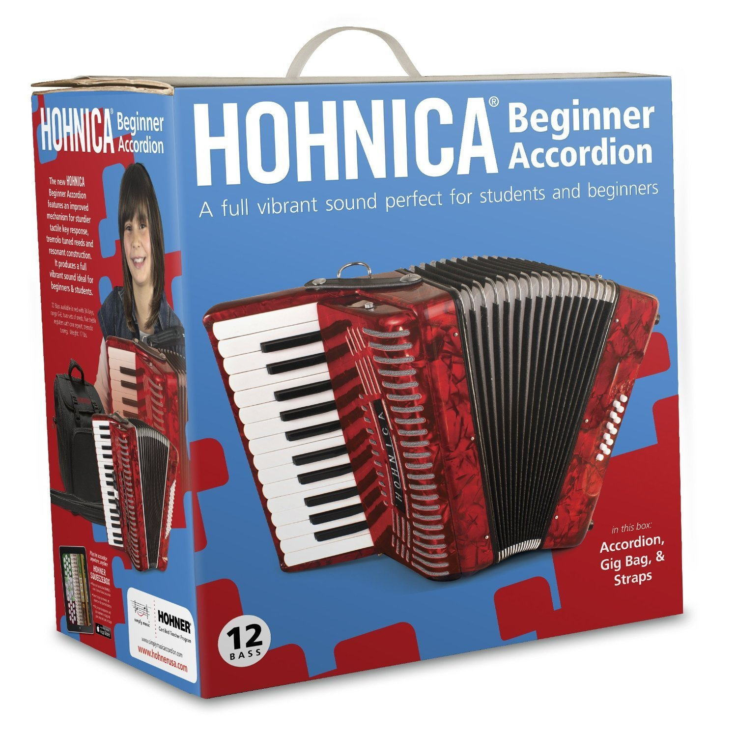 how to play the accordion for beginners