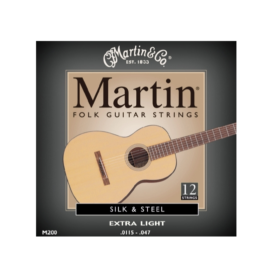what do silk and steel strings sound like