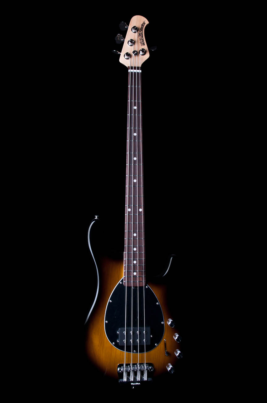 ernie ball music man sterling 4 string bass guitar in to. Black Bedroom Furniture Sets. Home Design Ideas