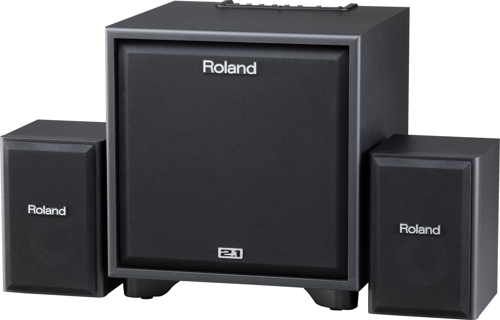 Roland Cm 220 Cube Monitor Speaker System Altomusic Com