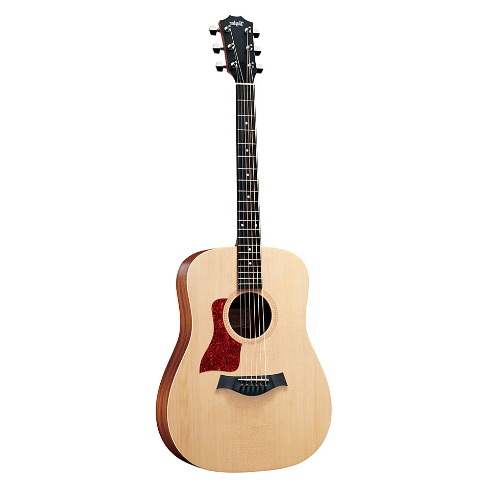 taylor bbtlh big baby left handed acoustic guitar w gigbag. Black Bedroom Furniture Sets. Home Design Ideas