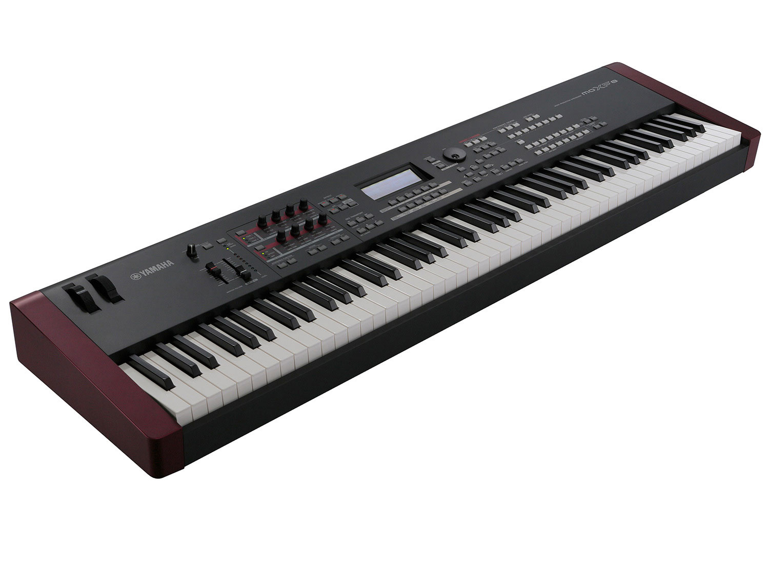 yamaha moxf8 88 weighted key synthesizer workstation. Black Bedroom Furniture Sets. Home Design Ideas
