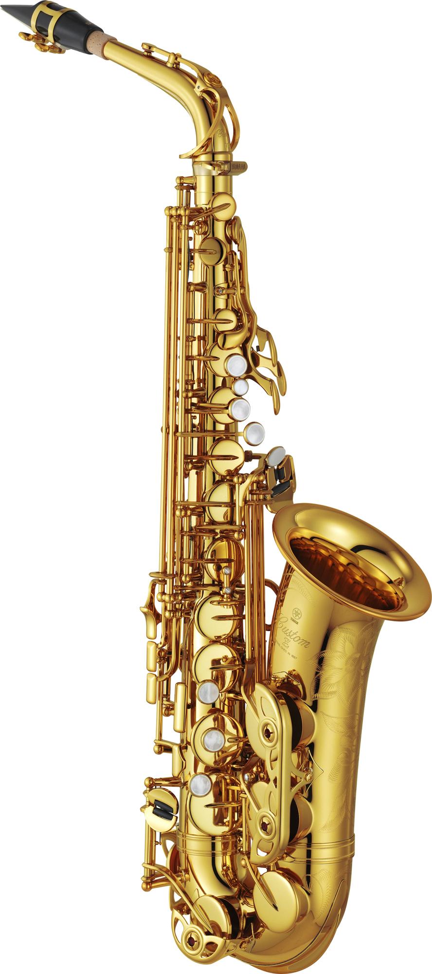 yamaha yas82zii custom z professional alto saxophone