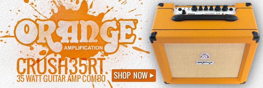 Orange Amplification Orange Crush