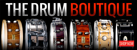 The Drum Boutique at Alto Music