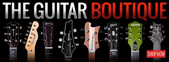The Guitar Boutique at Alto Music