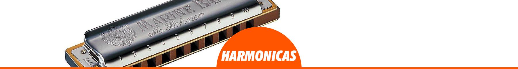 Harmonicas & Whistles