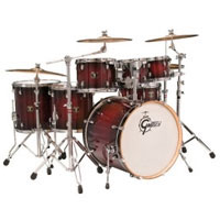 6 Piece Drum Sets
