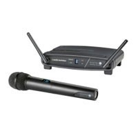Handheld Wireless Mics & Systems