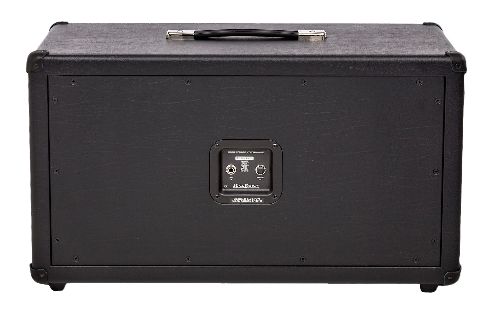 mesa boogie rectifier 2x12 compact guitar cabinet ebay. Black Bedroom Furniture Sets. Home Design Ideas