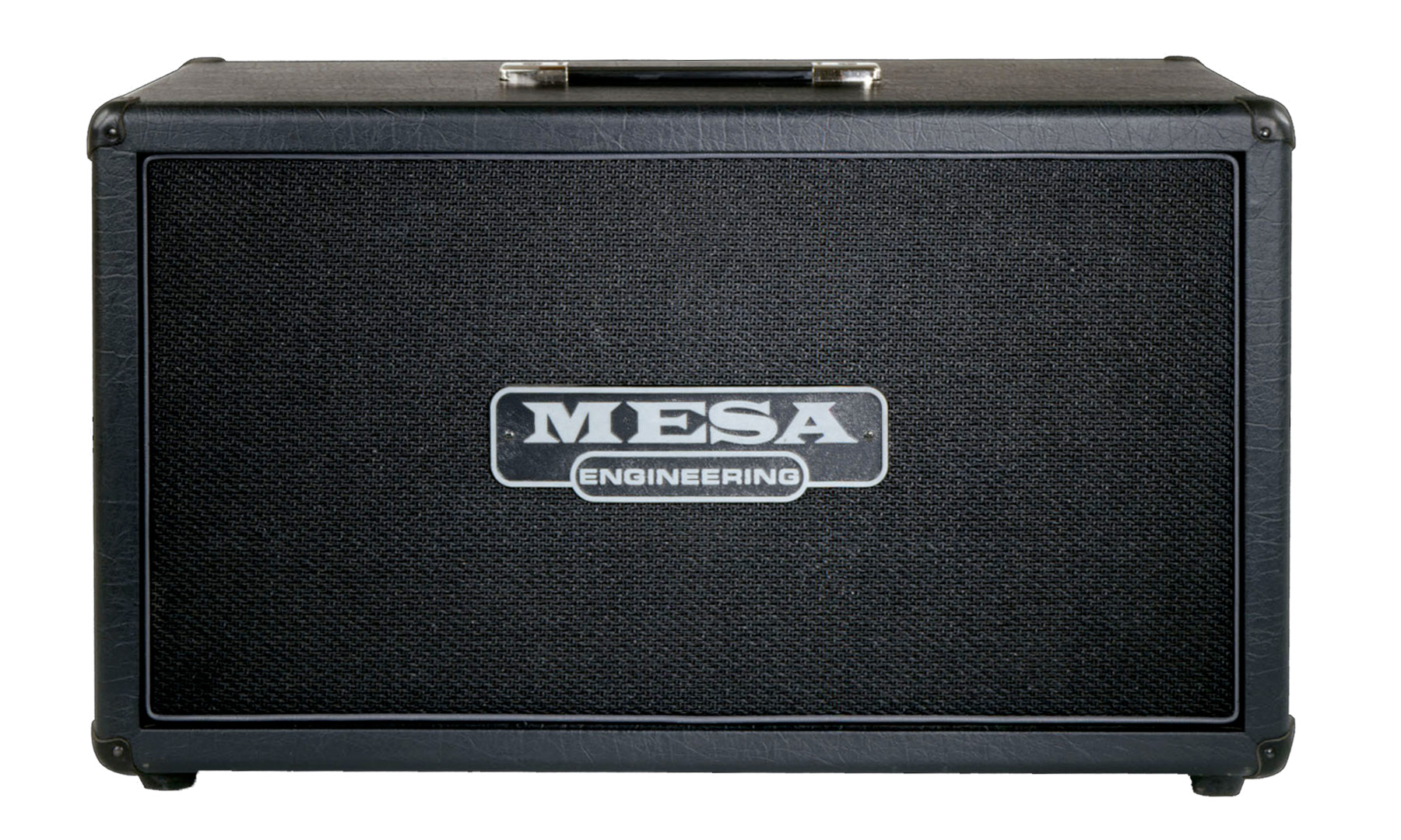 mesa boogie 2x12 rectifier horizontal closed back cabinet. Black Bedroom Furniture Sets. Home Design Ideas