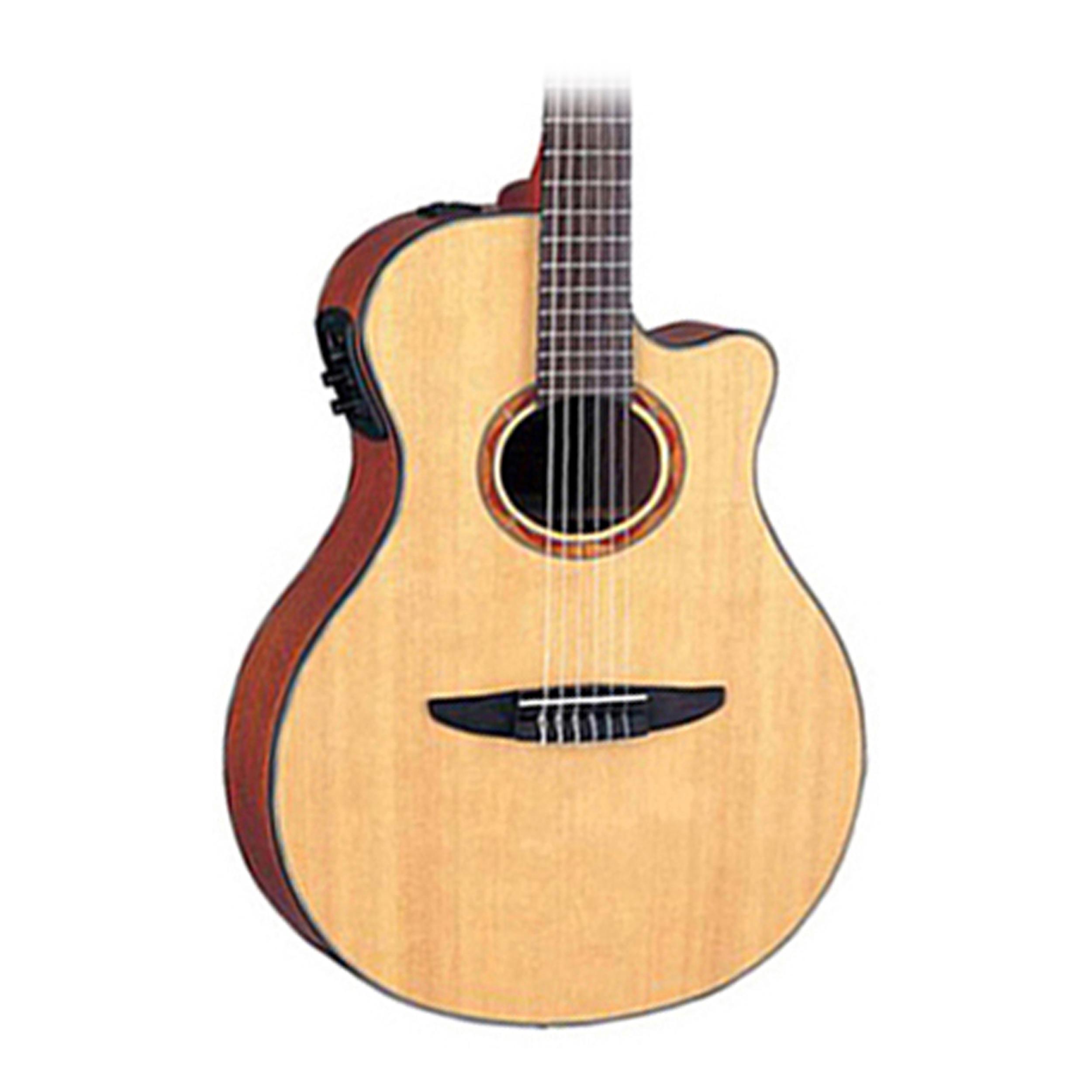 yamaha ntx700 nylon string acoustic electric guitar 086792931036 ebay. Black Bedroom Furniture Sets. Home Design Ideas