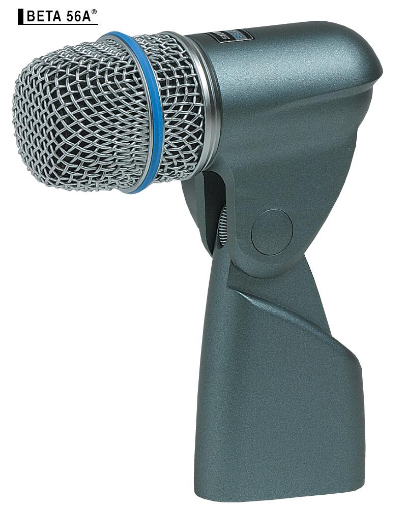 shure beta 56a supercardioid dynamic instrument microphone 042406112840 ebay. Black Bedroom Furniture Sets. Home Design Ideas