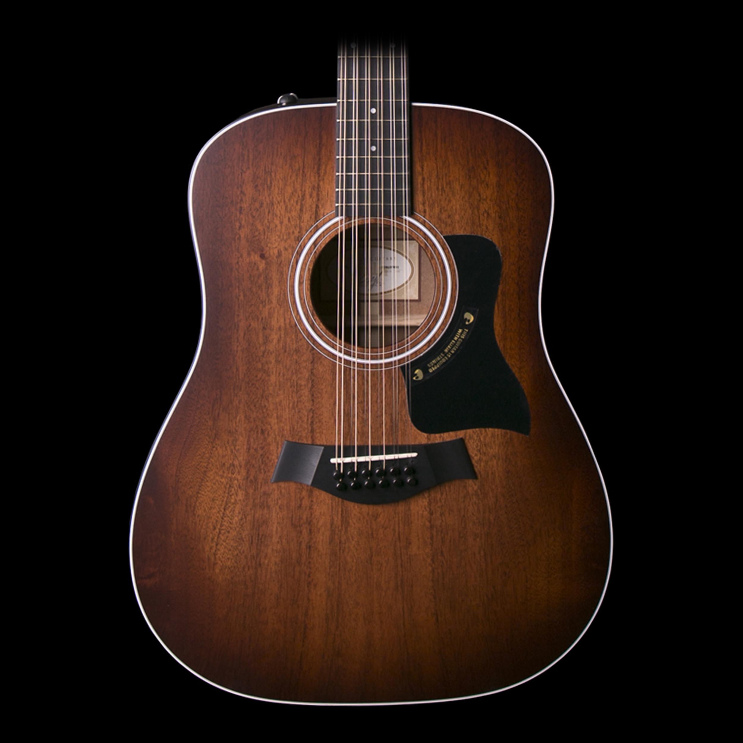 Acoustic Guitar 12 String Tuning : taylor 360e 12 string dreadnought shaded edgeburst acoustic guitar ebay ~ Vivirlamusica.com Haus und Dekorationen