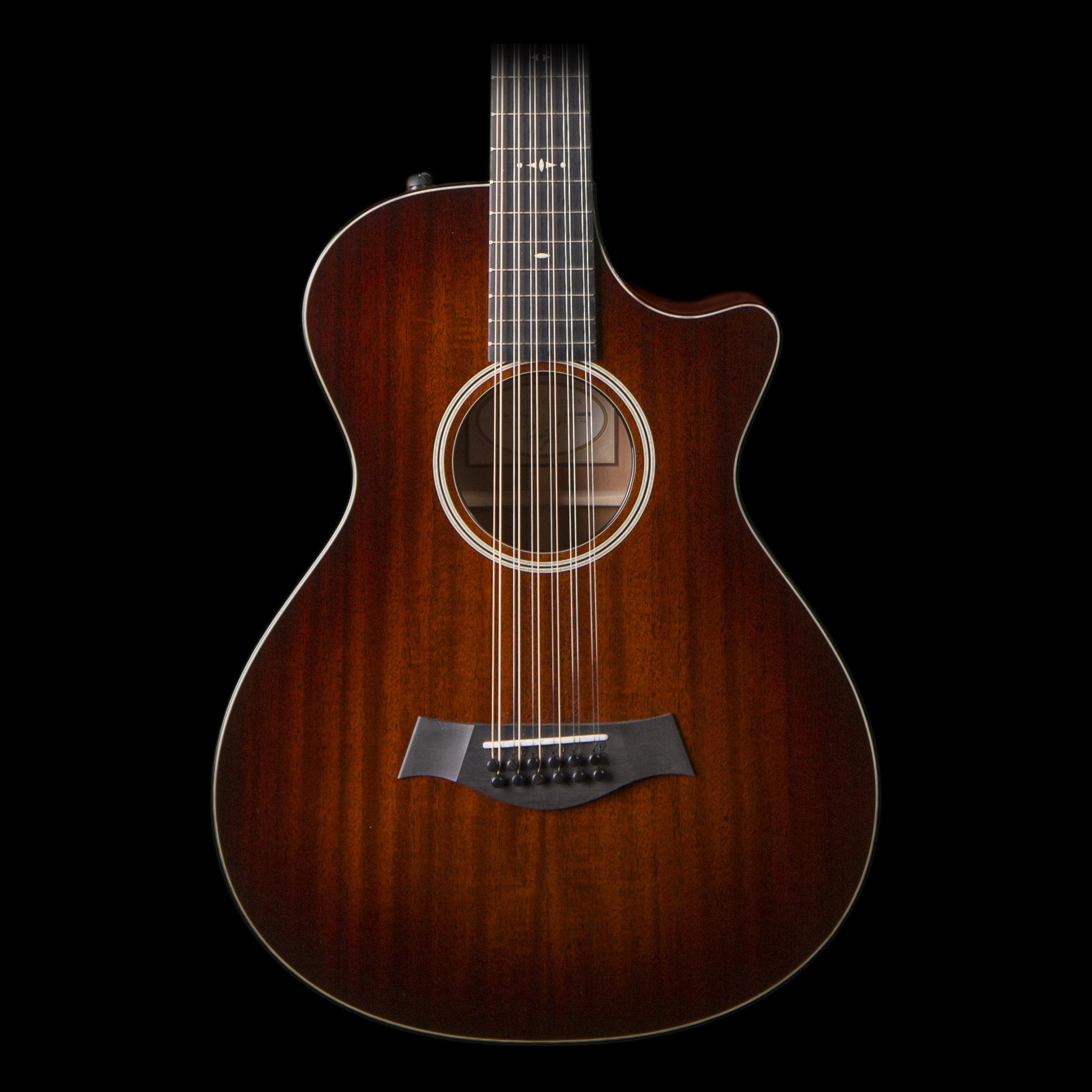 taylor 562ce 12 string grand concert acoustic electric guitar w case. Black Bedroom Furniture Sets. Home Design Ideas