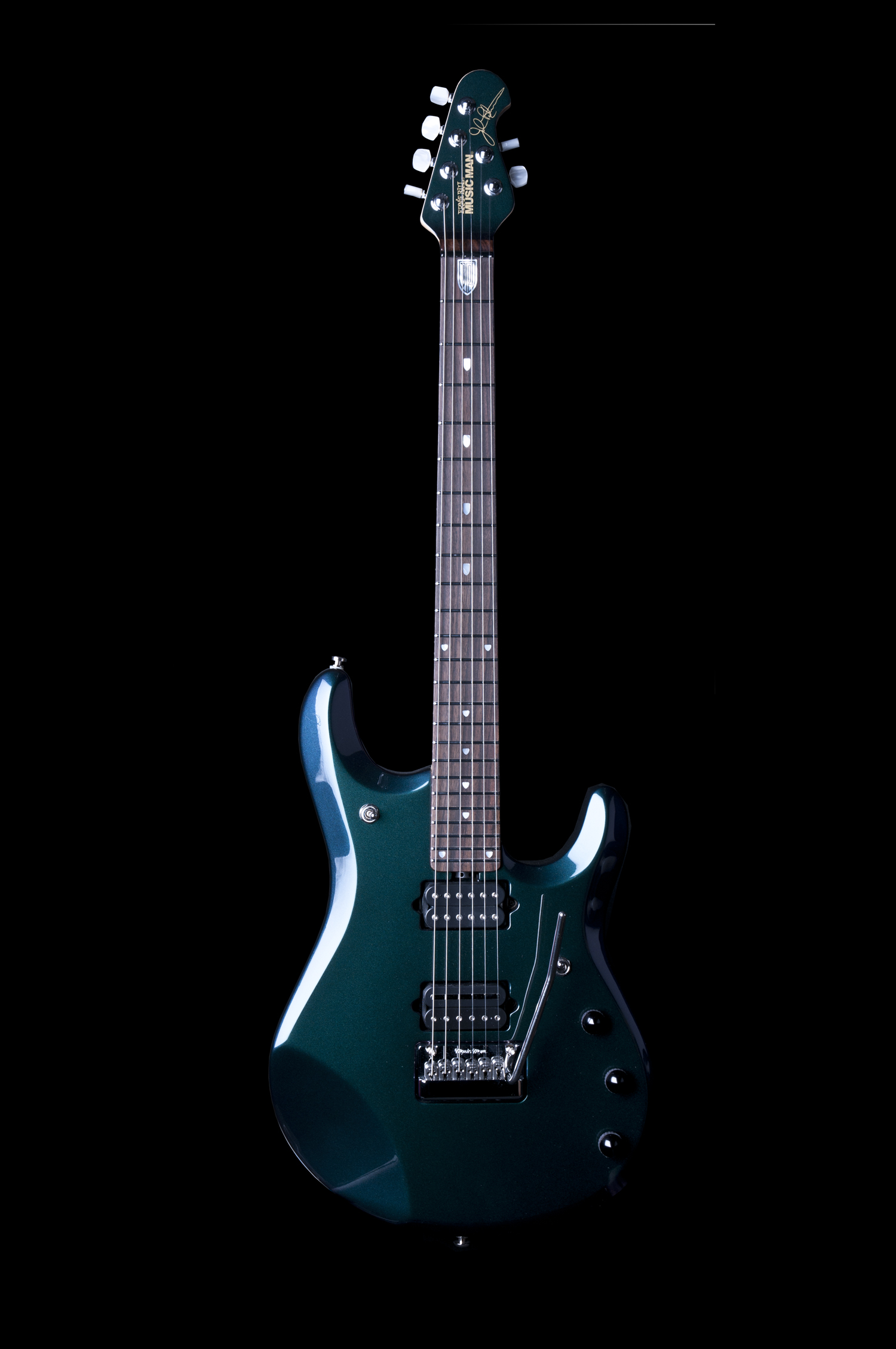 music man john petrucci piezo jp6 electric guitar in mystic dream. Black Bedroom Furniture Sets. Home Design Ideas