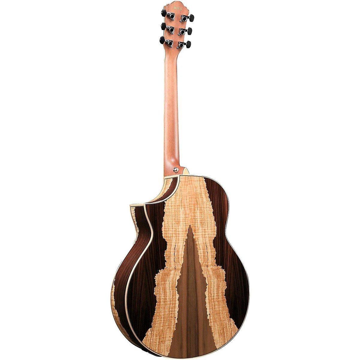 ibanez aew51 exotic wood acoustic electric guitar ebay. Black Bedroom Furniture Sets. Home Design Ideas