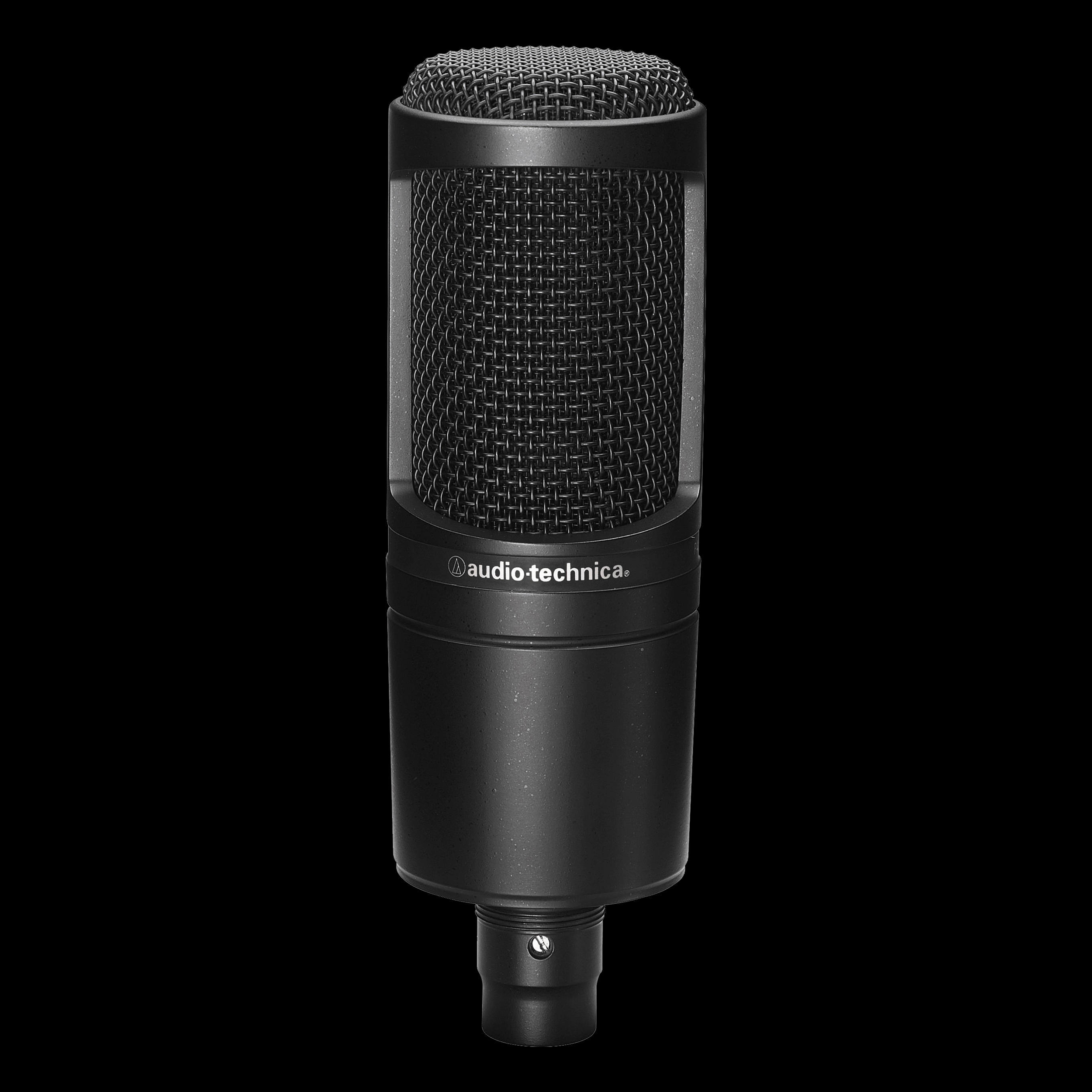 audio technica at2020 at 2020 cardioid condenser microphone ebay. Black Bedroom Furniture Sets. Home Design Ideas