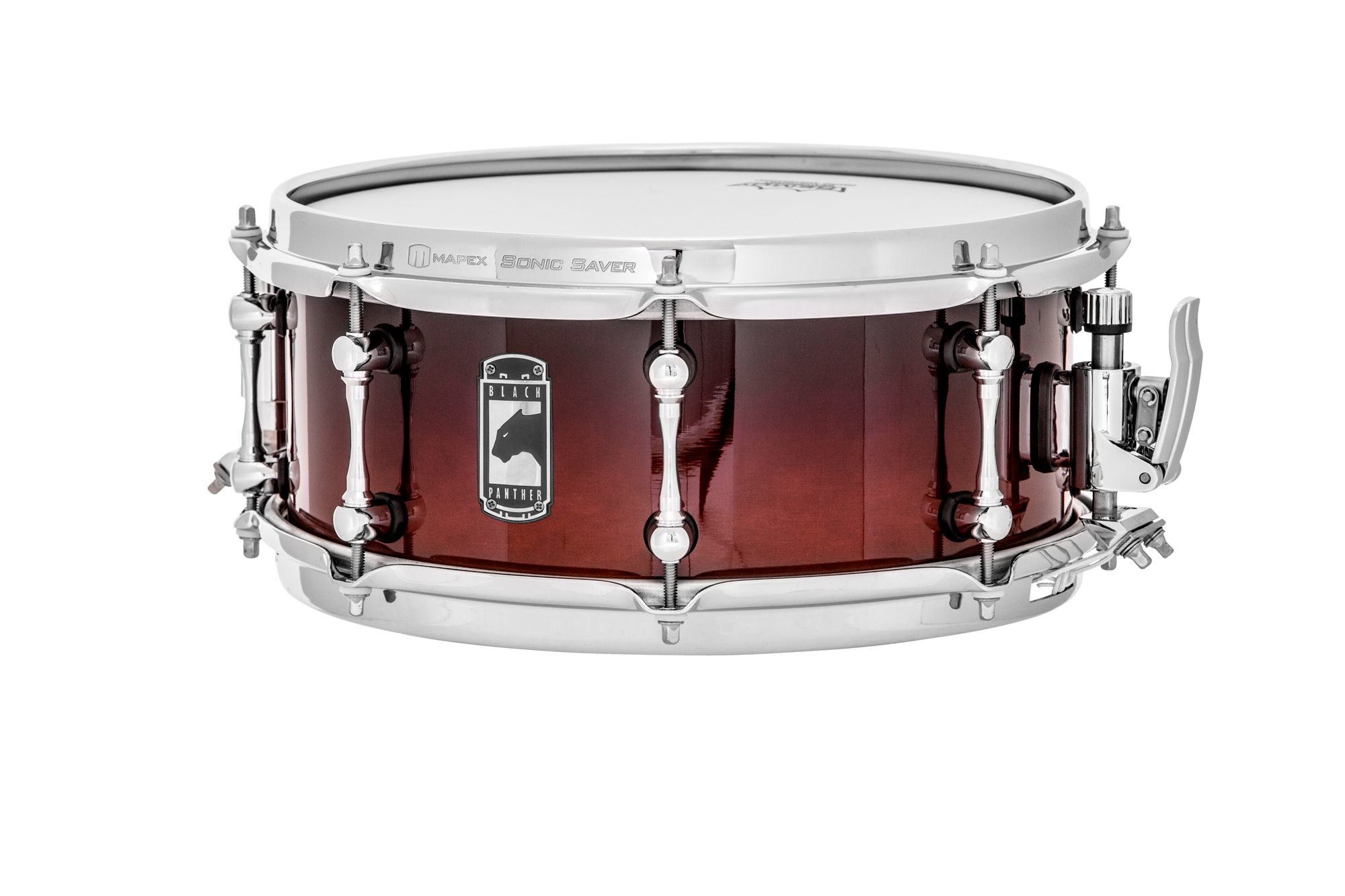 mapex black panther series phantom birch and walnut shell snare drum 5x12. Black Bedroom Furniture Sets. Home Design Ideas