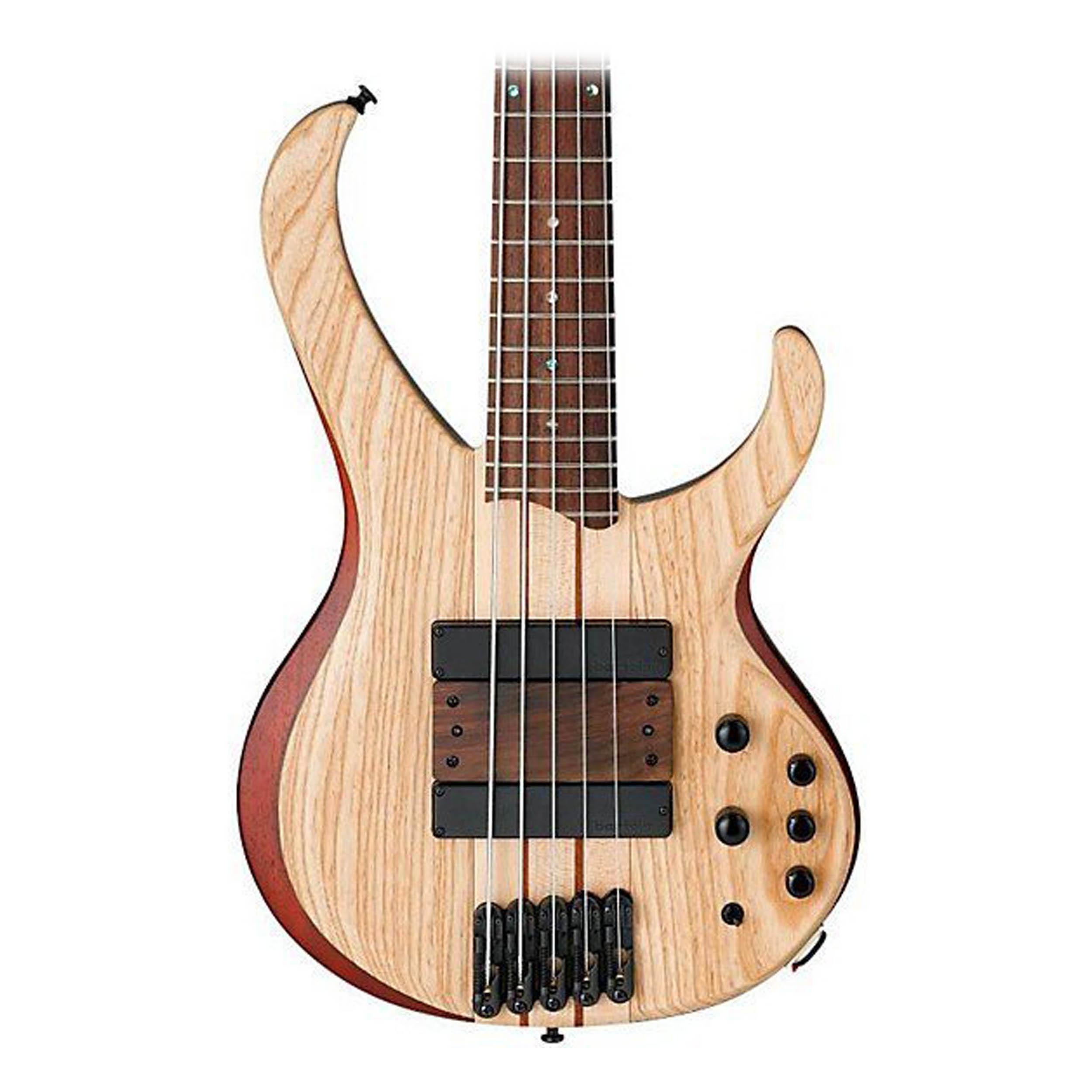 ibanez btb33ntf 5 string electric bass natural ebay. Black Bedroom Furniture Sets. Home Design Ideas