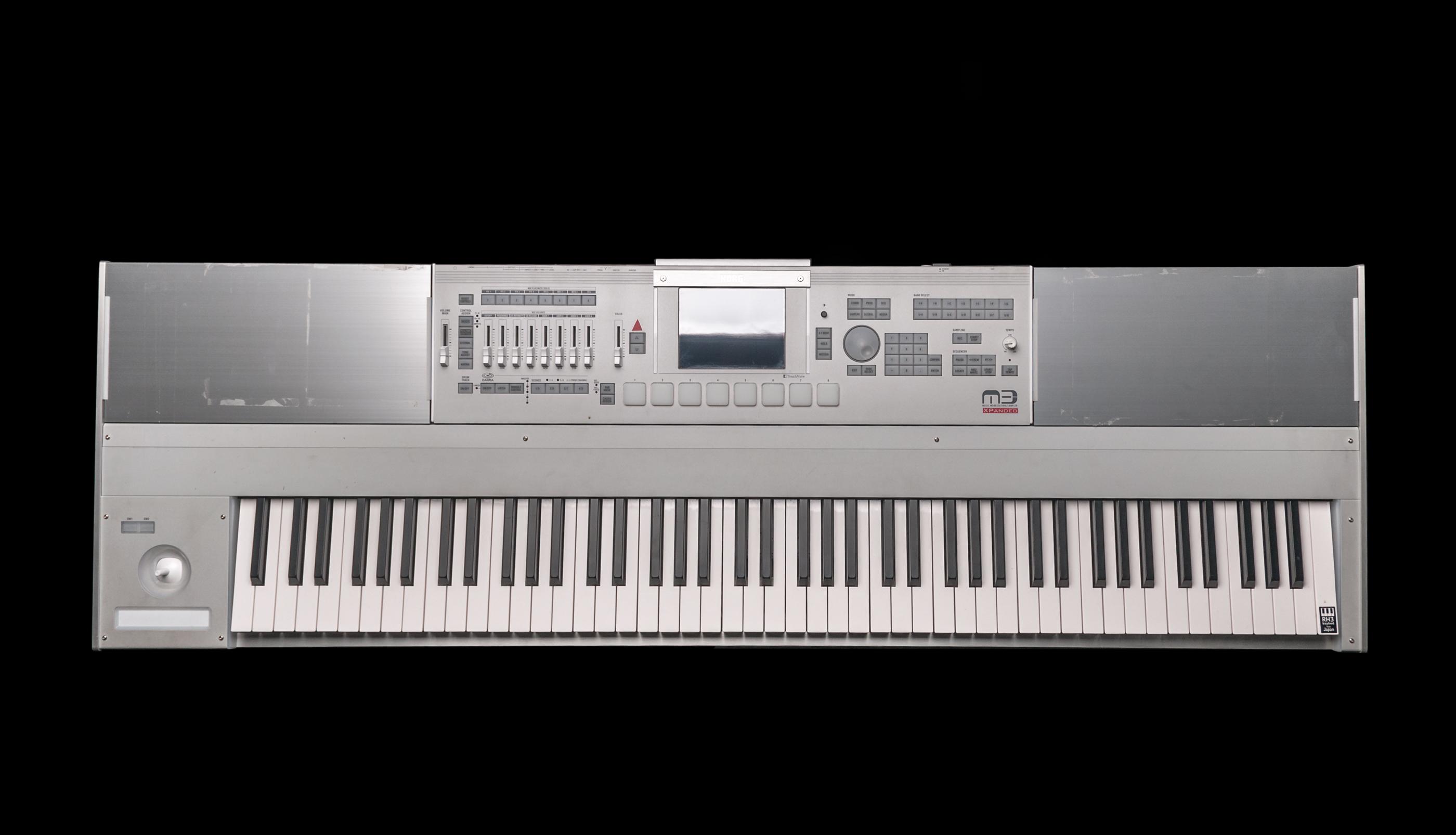 Workstation Keyboard Meaning : used korg m3 88 music workstation keyboard ebay ~ Russianpoet.info Haus und Dekorationen