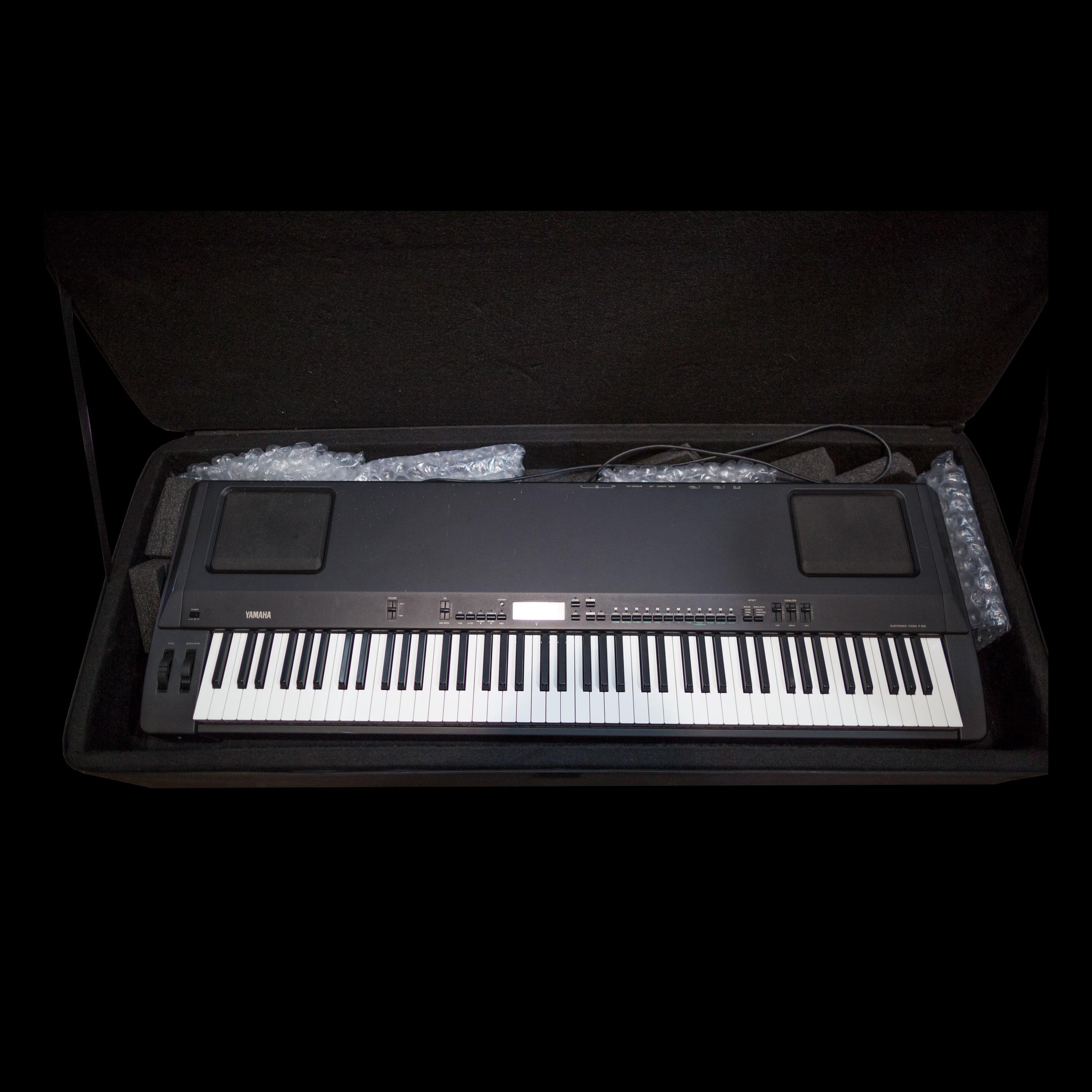yamaha p200 digital piano ebay. Black Bedroom Furniture Sets. Home Design Ideas