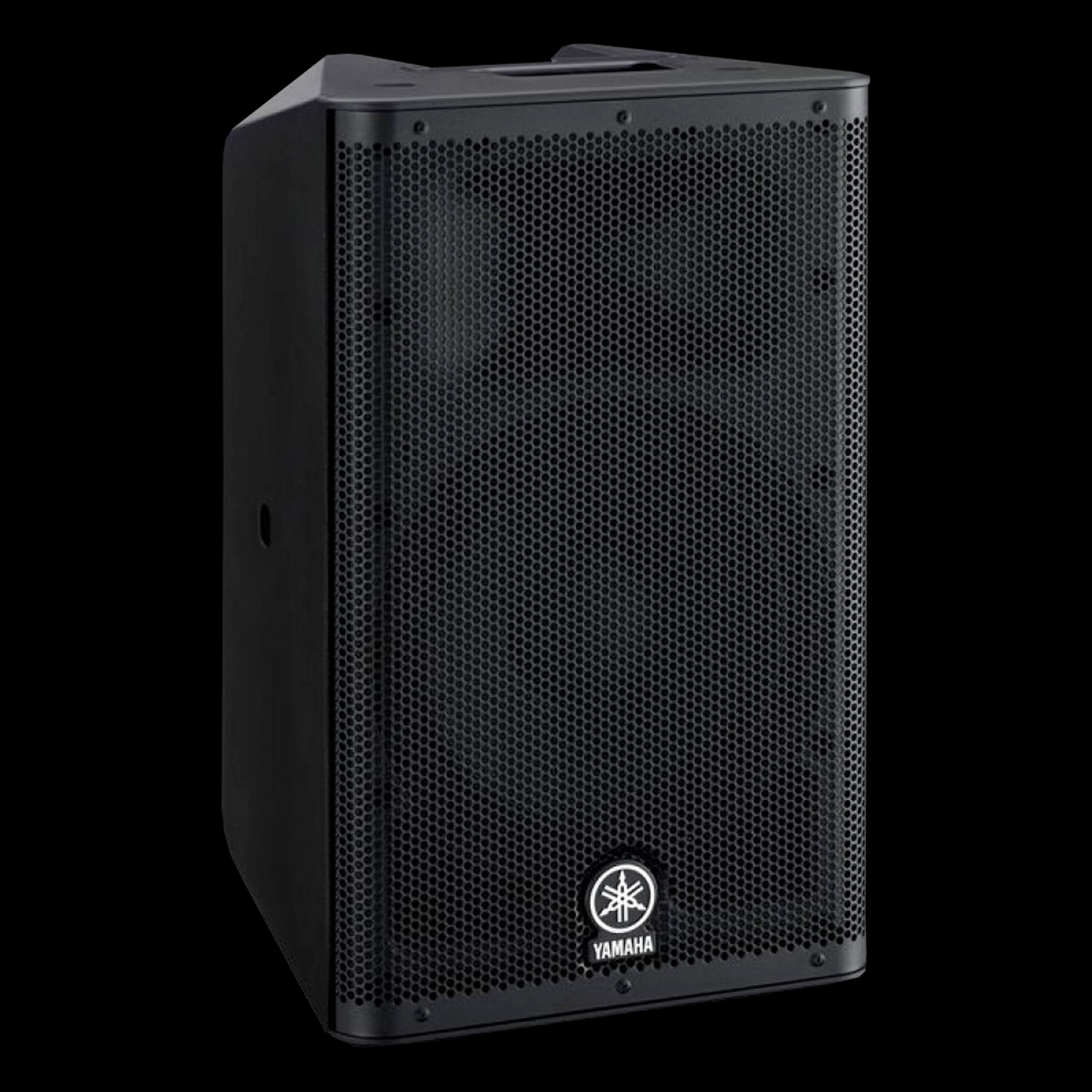 Yamaha dxr10 powered speaker 1x10 700watt ebay for Yamaha 10 speaker