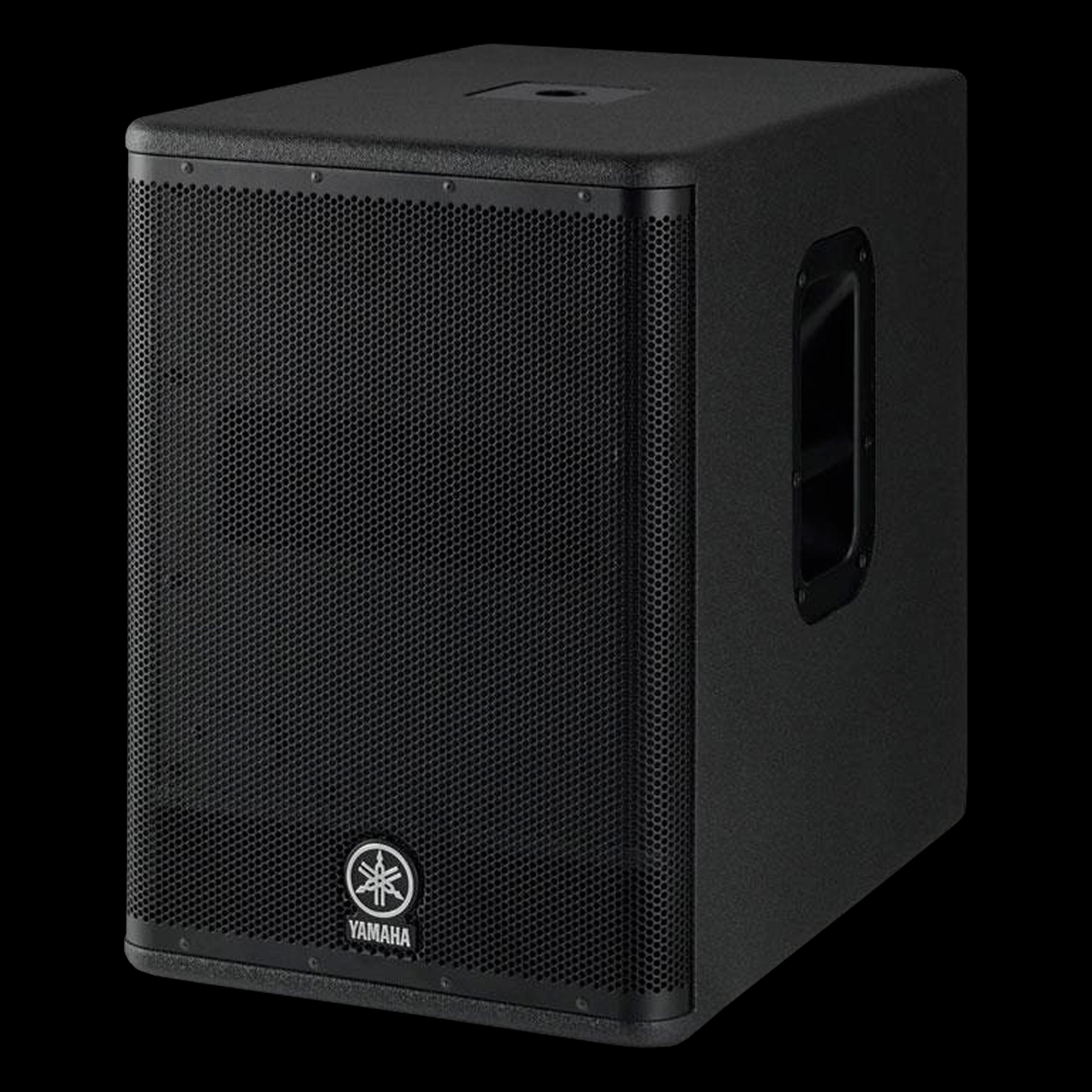 Yamaha dxs12 12 950w active subwoofer speaker ebay for Yamaha dxs12 specs