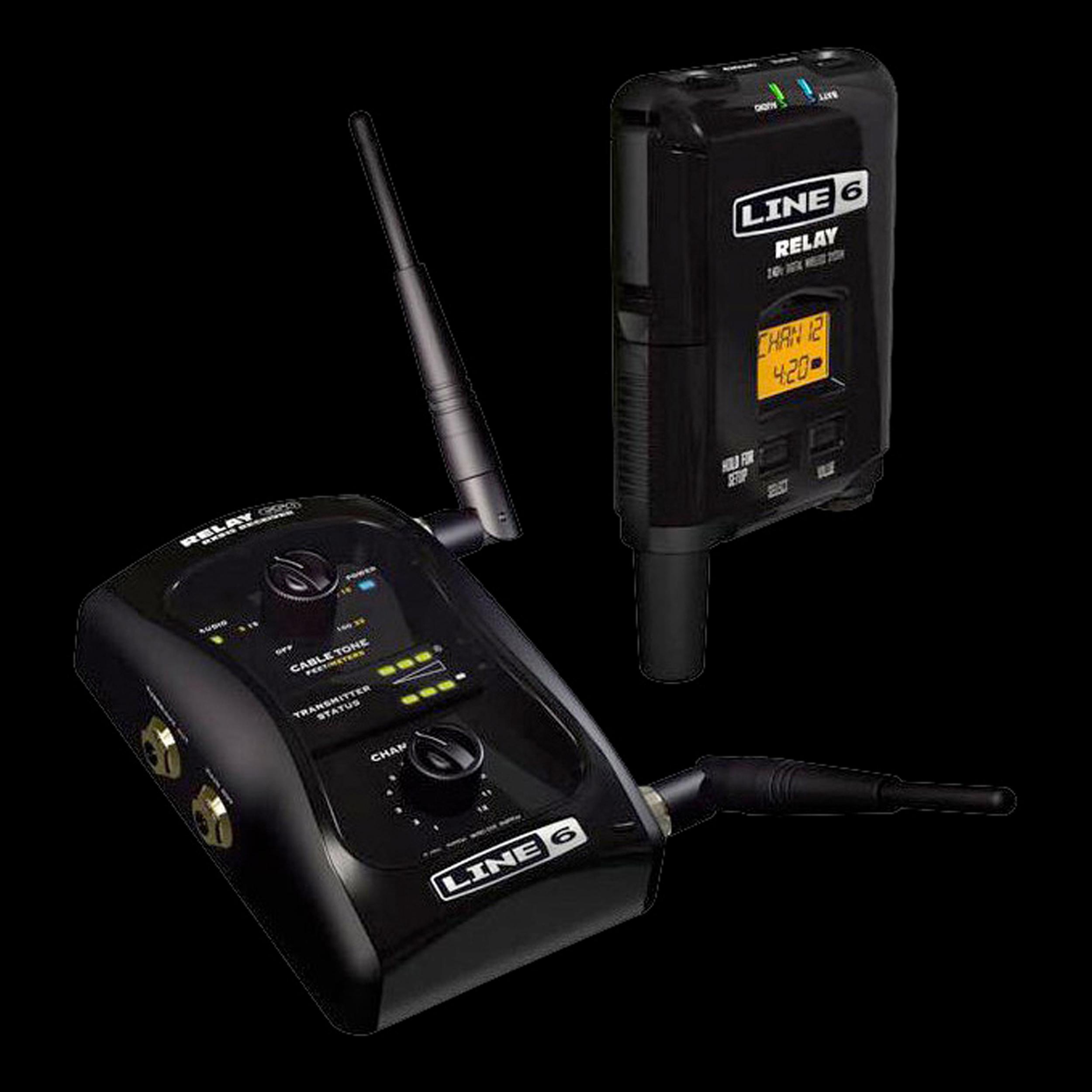 line 6 g50 relay wireless system ebay. Black Bedroom Furniture Sets. Home Design Ideas