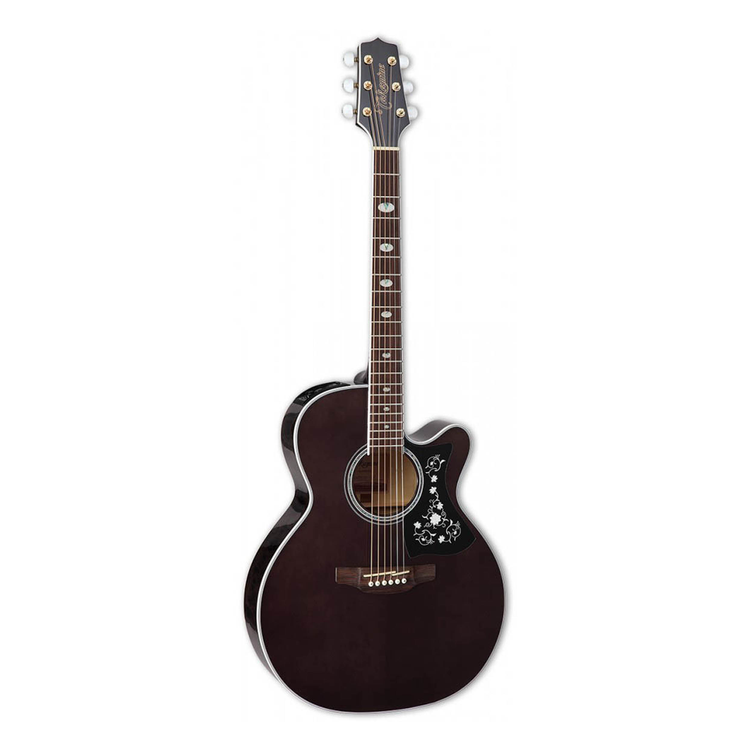 takamine gn75ce tbk g series acoustic electric guitar transparent black ebay. Black Bedroom Furniture Sets. Home Design Ideas