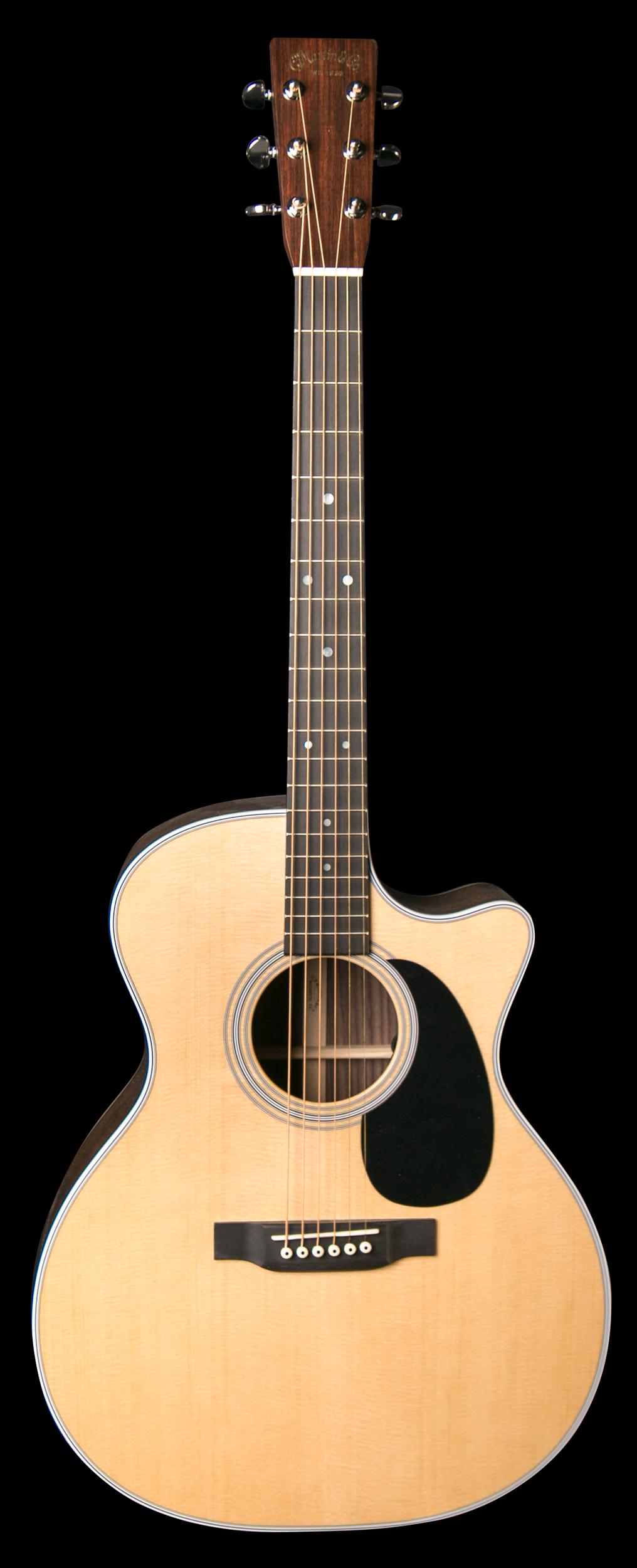 martin gpc 28e acoustic electric guitar ebay. Black Bedroom Furniture Sets. Home Design Ideas