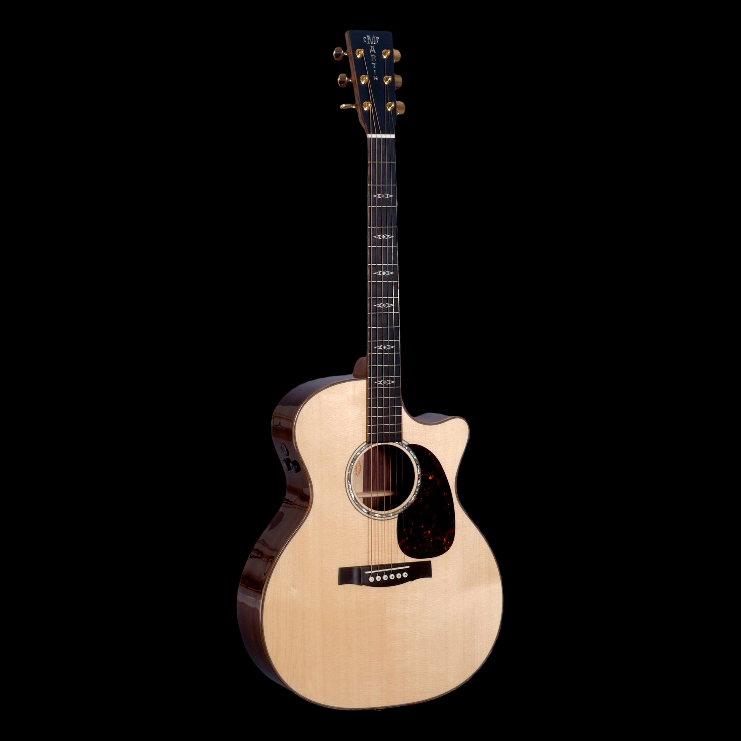 martin gpcpa1 plus performing artist series acoustic electric guitar 729789400305 ebay. Black Bedroom Furniture Sets. Home Design Ideas