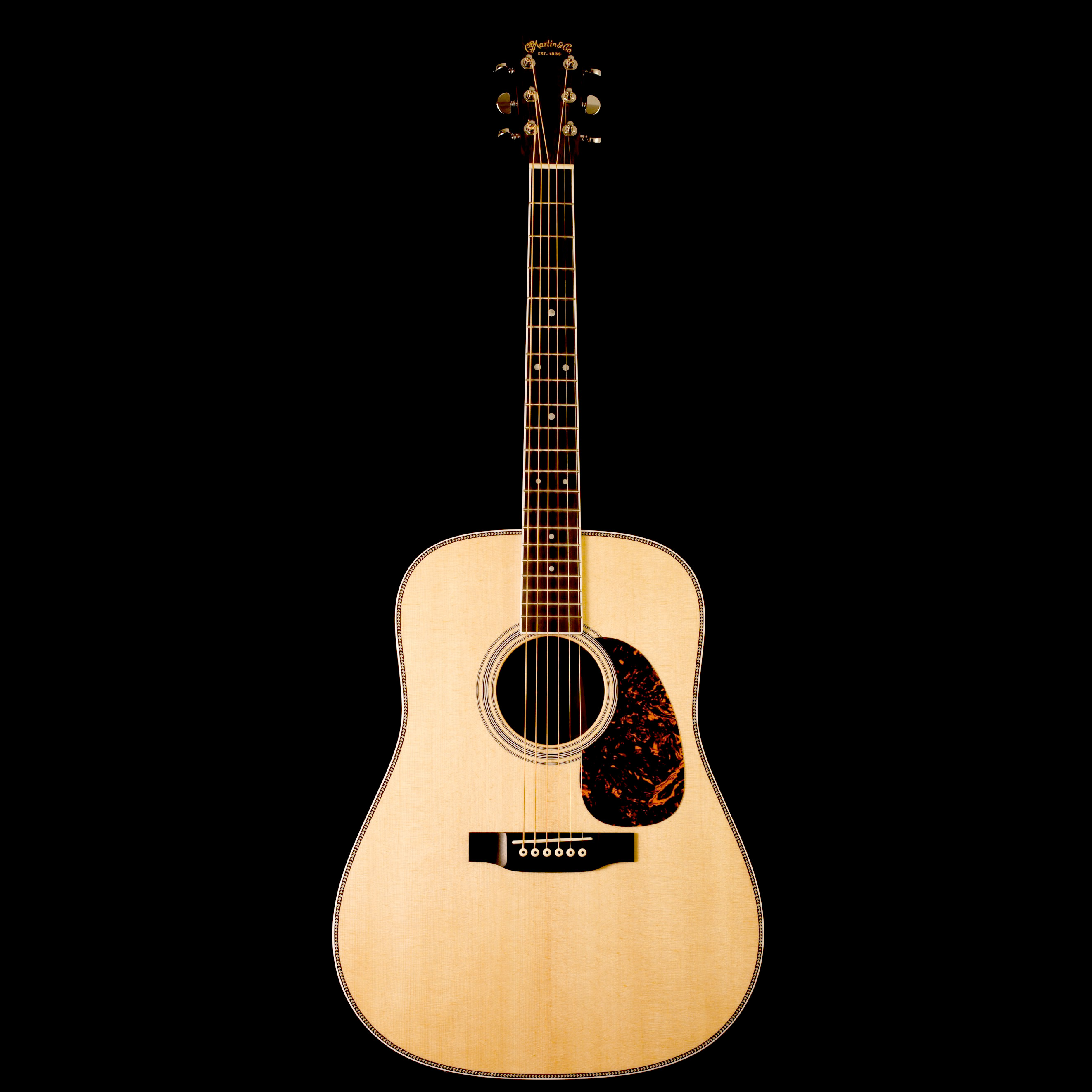 martin hd 35 standard series dreadnought acoustic guitar ebay. Black Bedroom Furniture Sets. Home Design Ideas