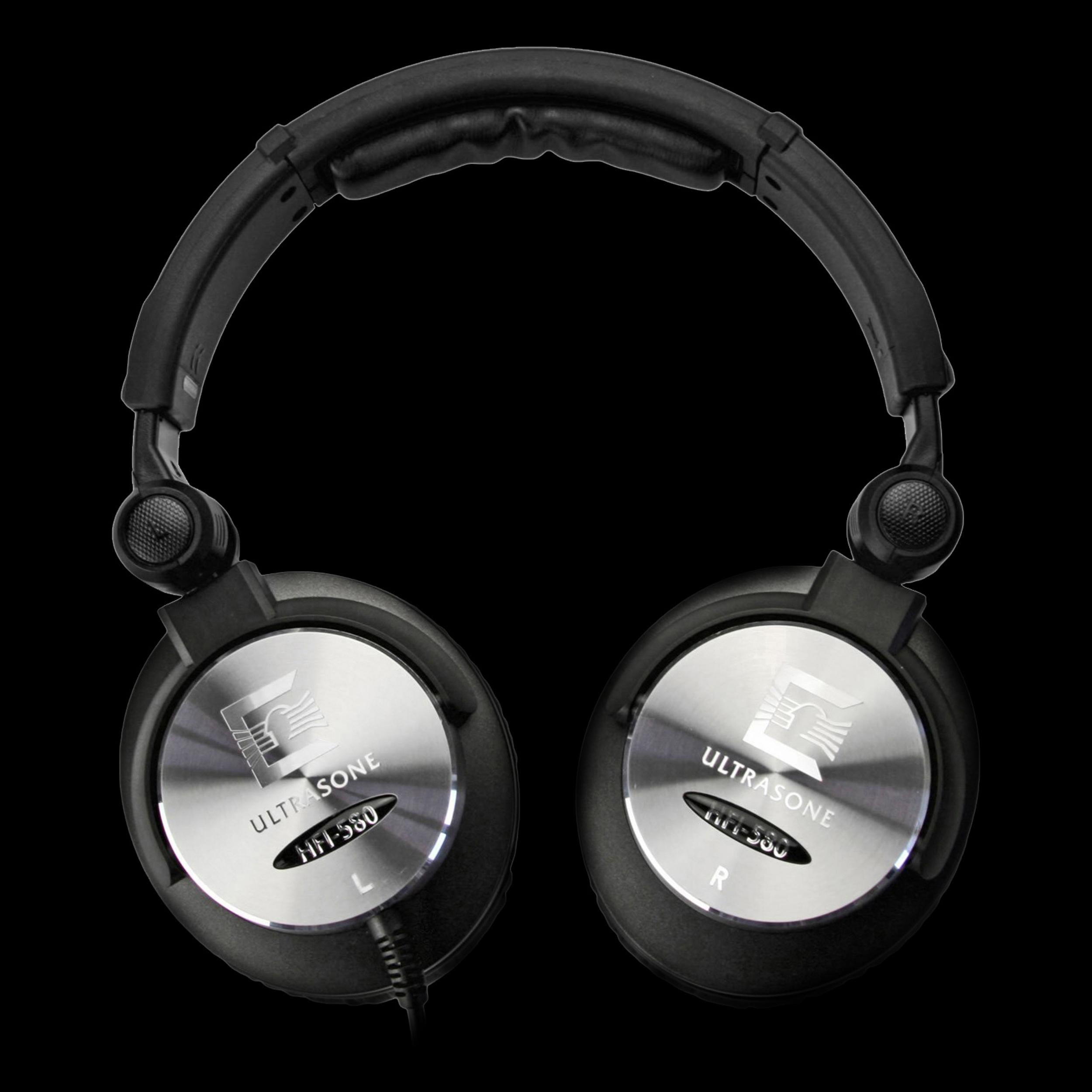 ultrasone hfi 580 professional headphones ebay. Black Bedroom Furniture Sets. Home Design Ideas
