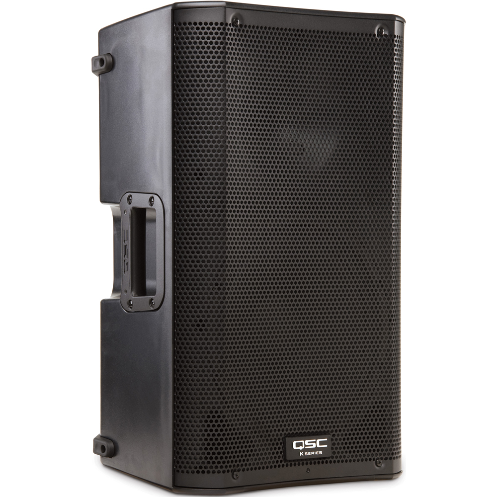 qsc k12 12 powered pa speaker ebay. Black Bedroom Furniture Sets. Home Design Ideas