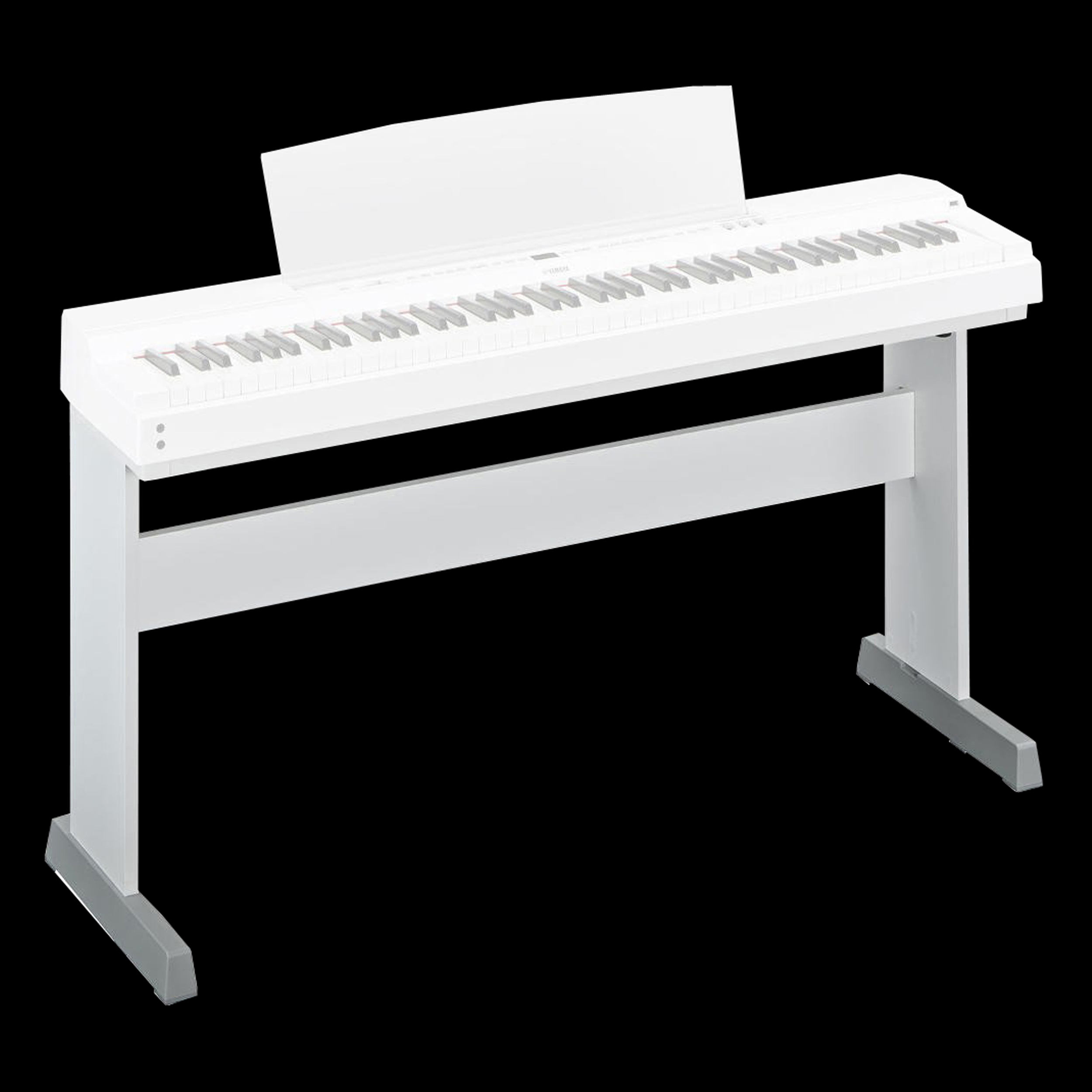 Yamaha l 255w furniture stand for p 255w digital piano in for Yamaha p 255 manual
