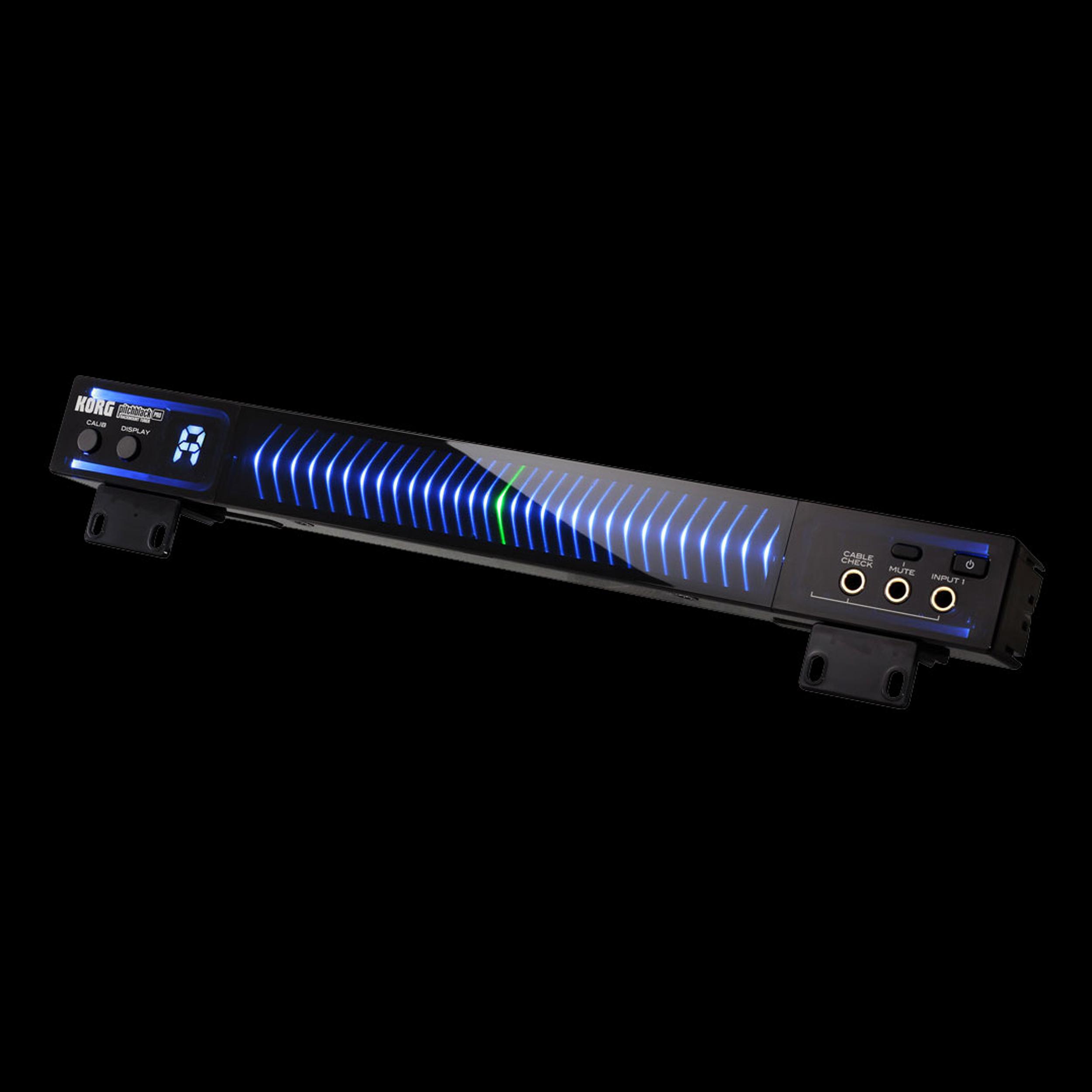 Korg Pb05 Pitch Black Pro Rackmount Tuner Pb05 Ebay