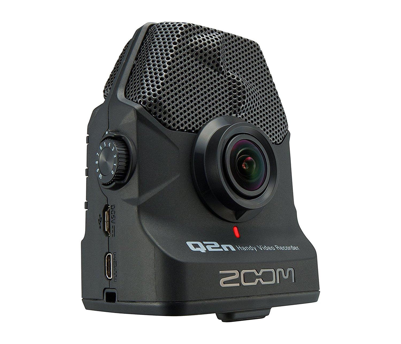 zoom q2n zoom handy video recorder ebay. Black Bedroom Furniture Sets. Home Design Ideas